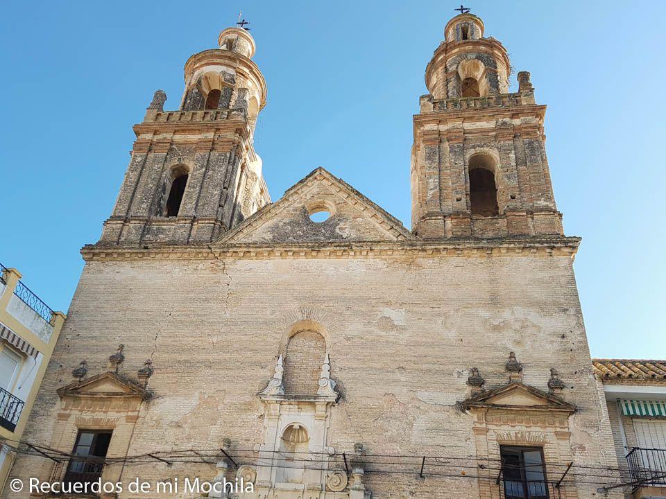 Iglesia de la Purísima Concepción Écija