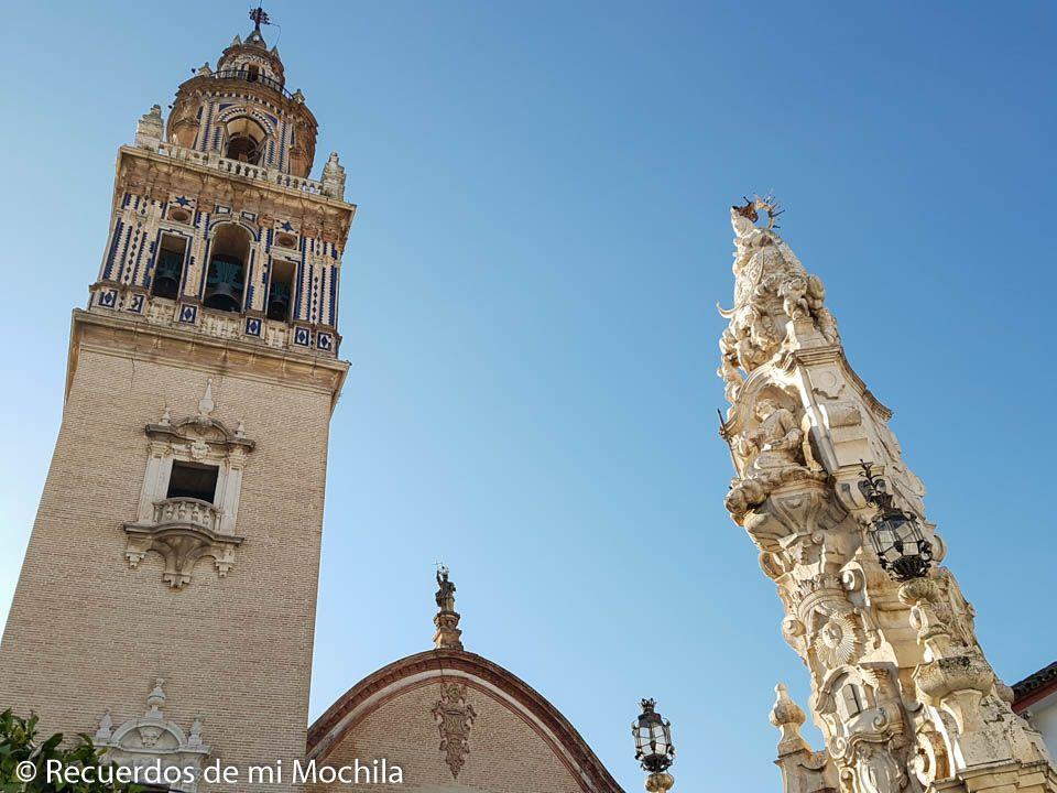Parroquia de Santa María en Écija