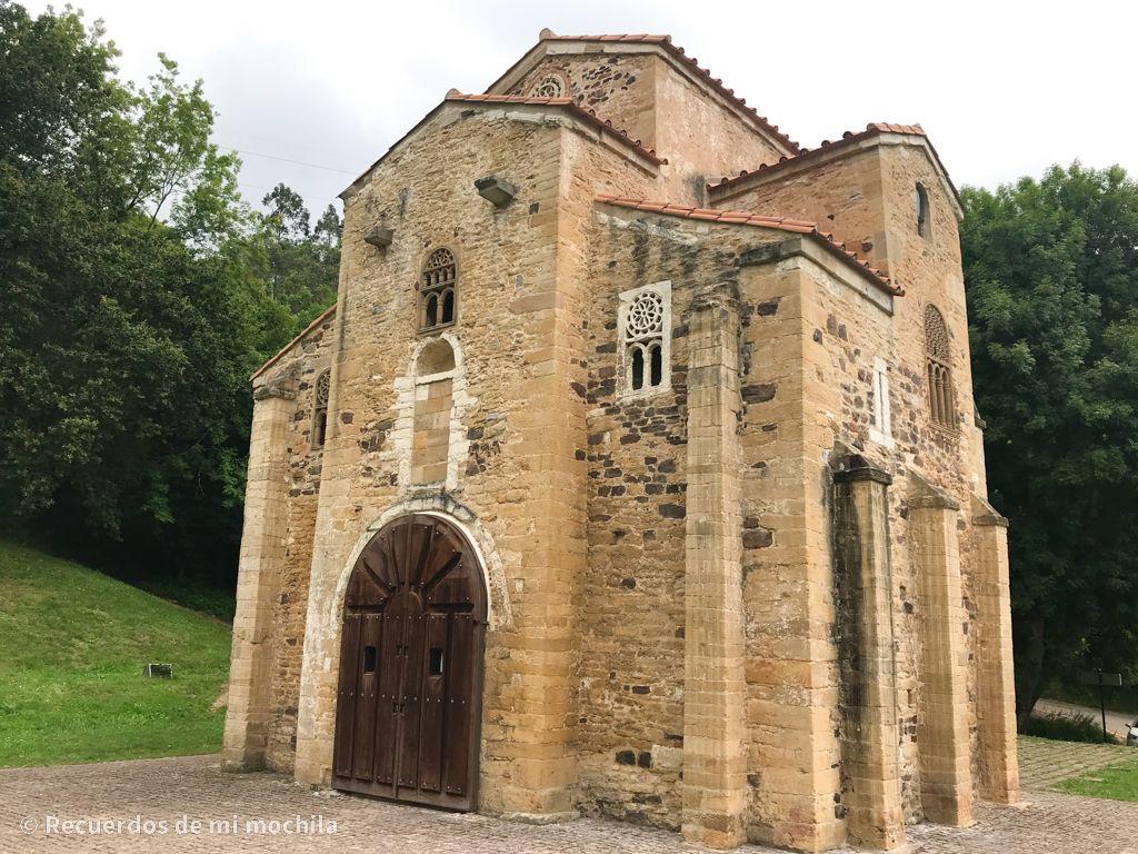 iglesia San Miguel de Lillo
