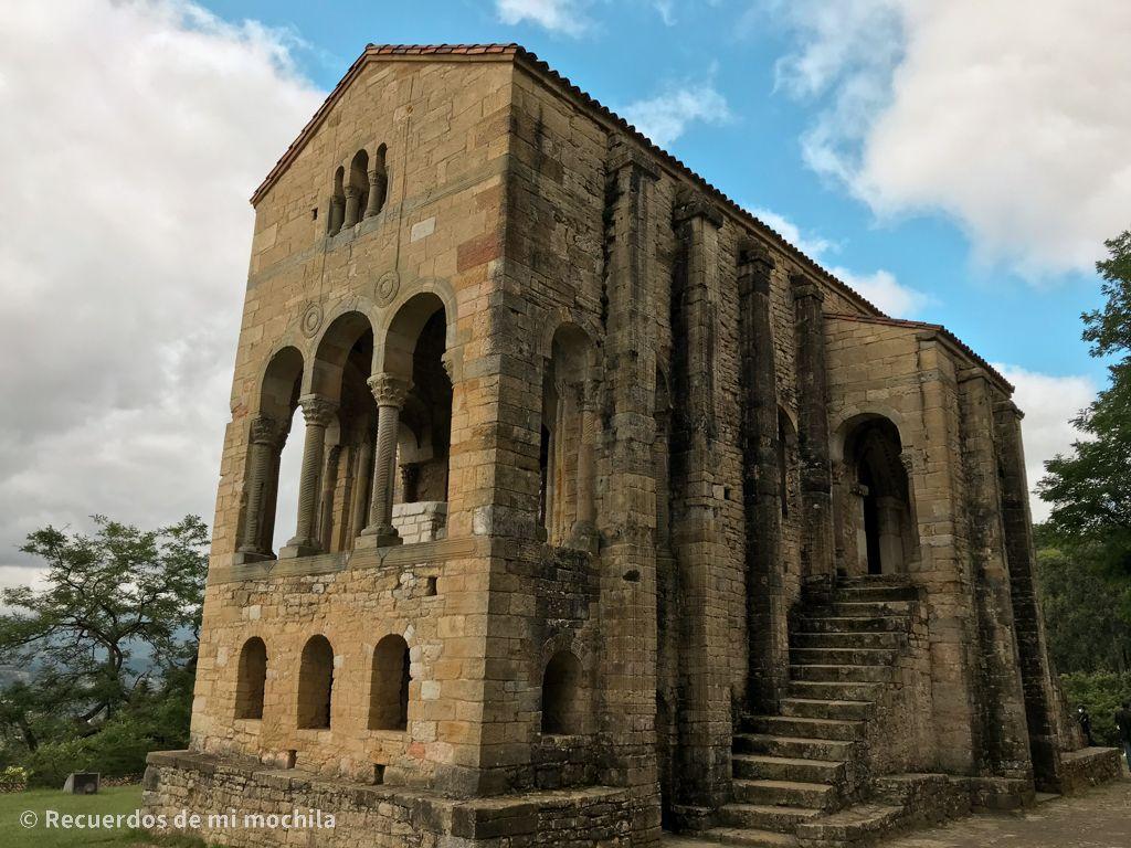 Visita a Santa María del Naranco y San Miguel de Lillo