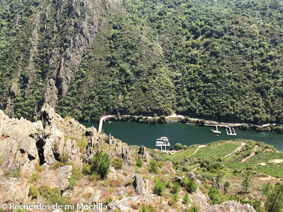 cañón del río Sil