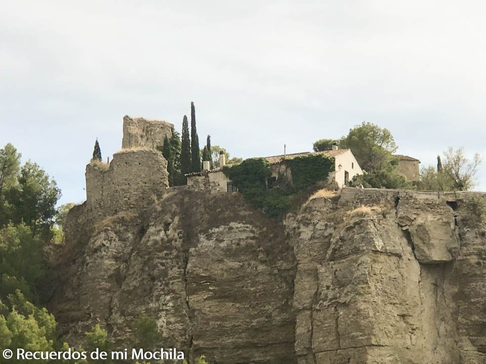 castillo de Casasola