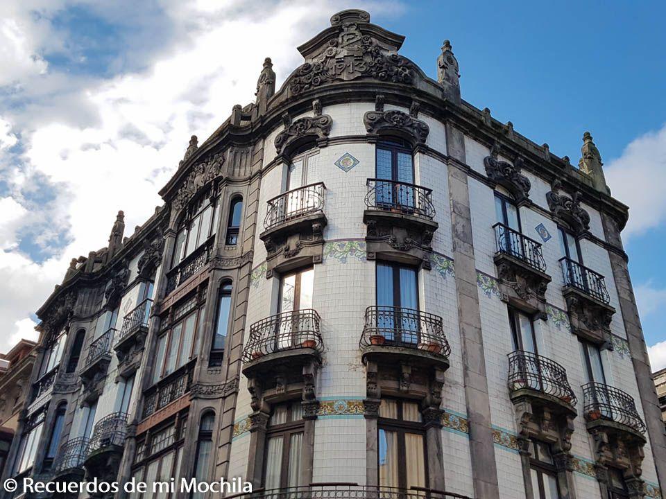 modernista Gijón