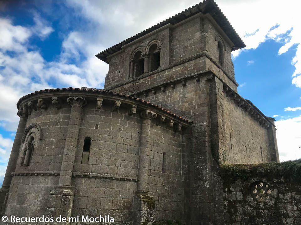 iglesia de San Miguel Eiré