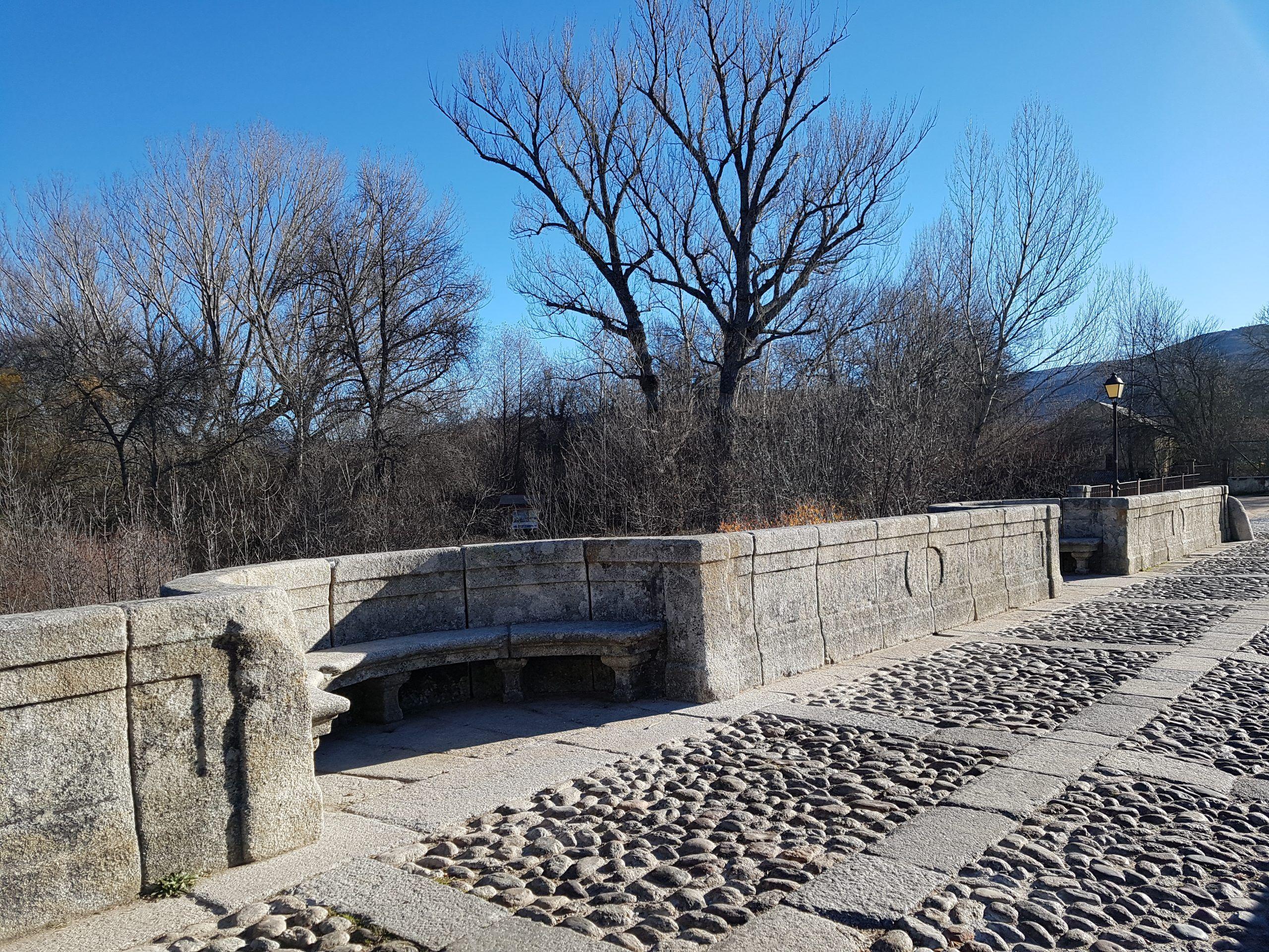 Puente del Perdón Rascafría