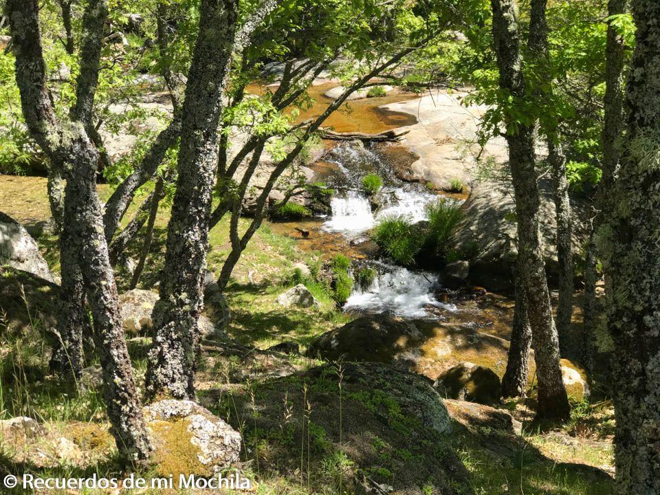 arroyo del Aguilón o Navahondilla