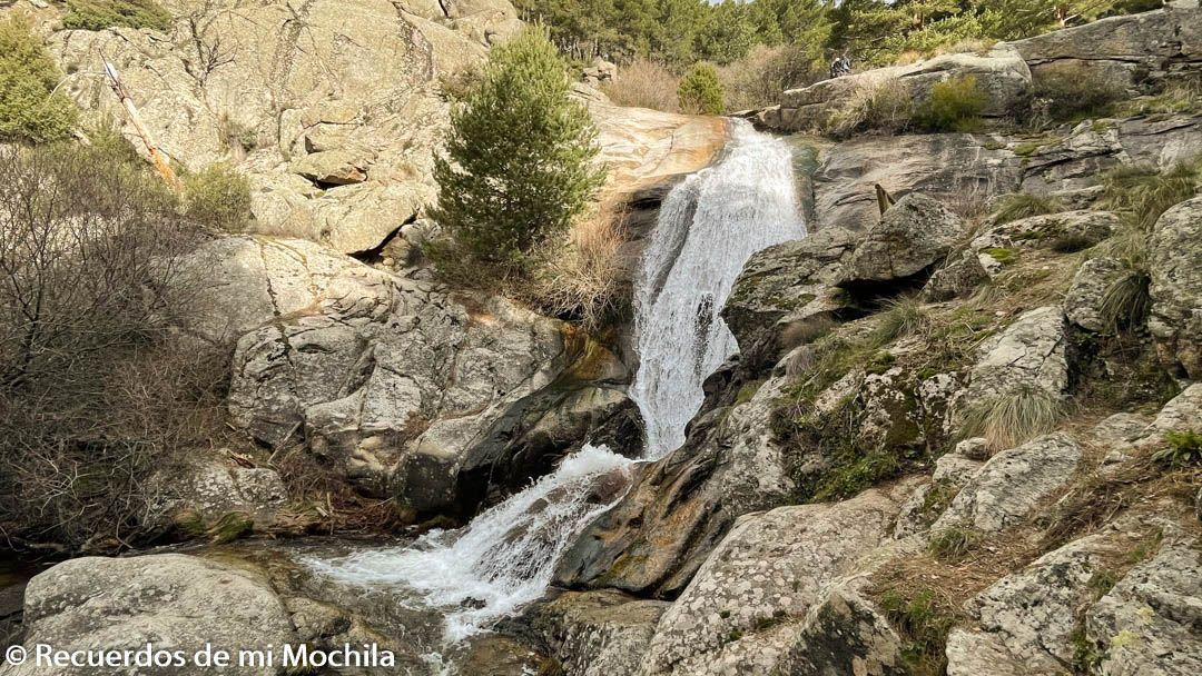 Ruta de la senda y cascada del Hornillo