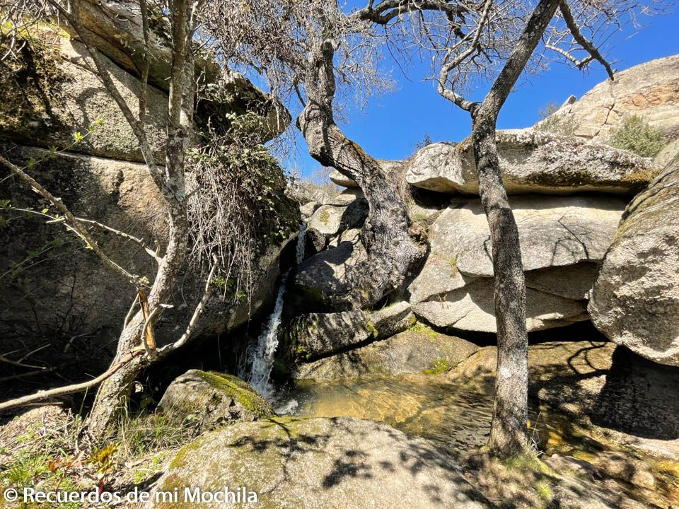 cascada del Covacho