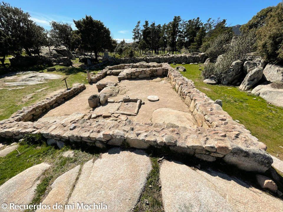 Yacimiento arqueológico de La Cabilda