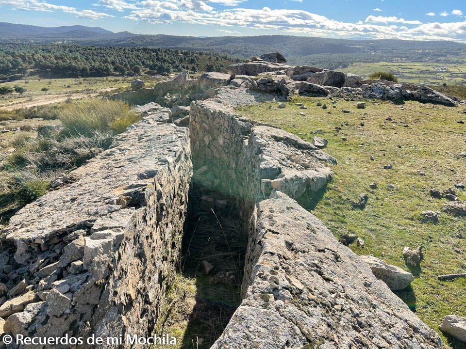 fortines de Navas del Marqués