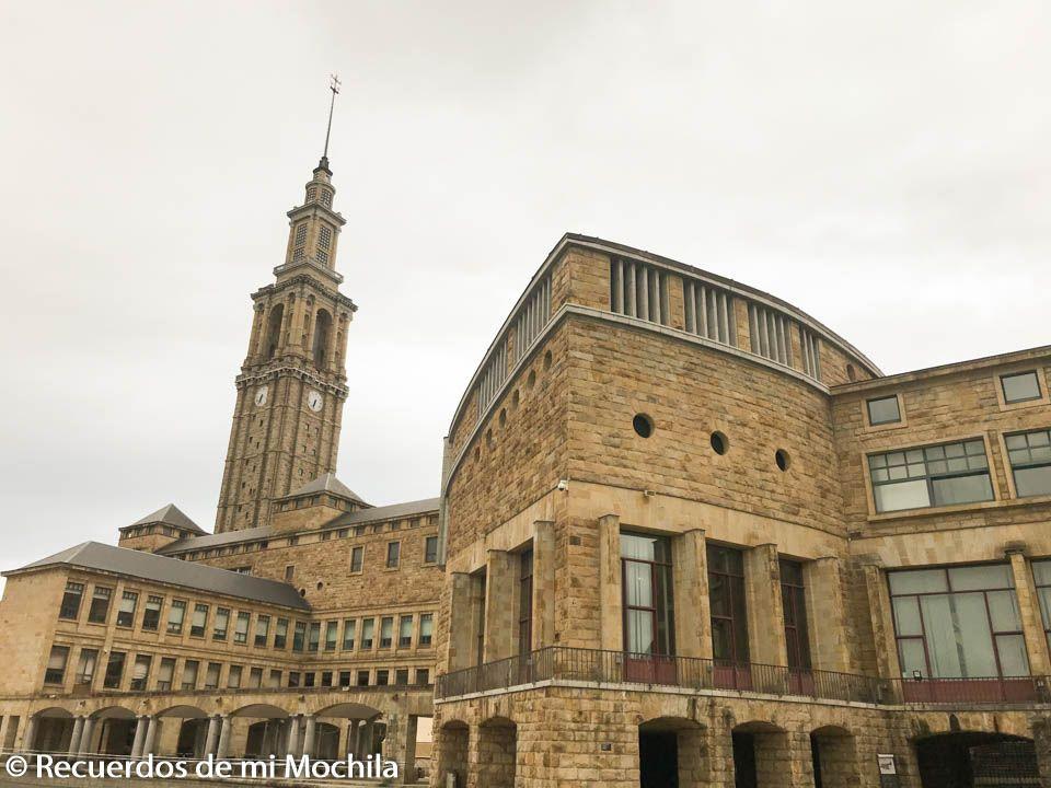 Universidad Laboral de Gijón