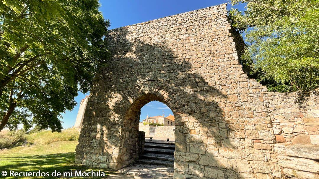 Puerta Árabe Medinaceli