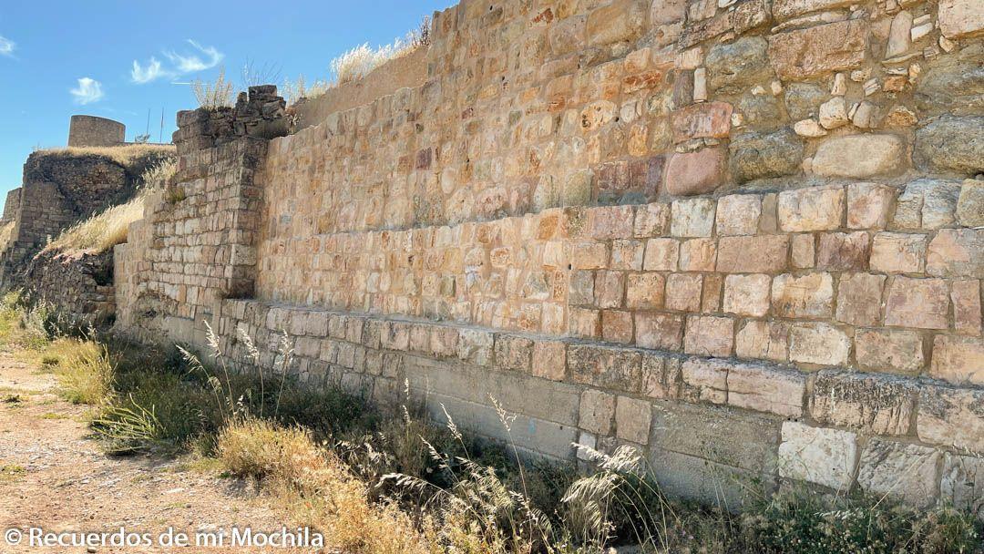 muralla de Medinaceli