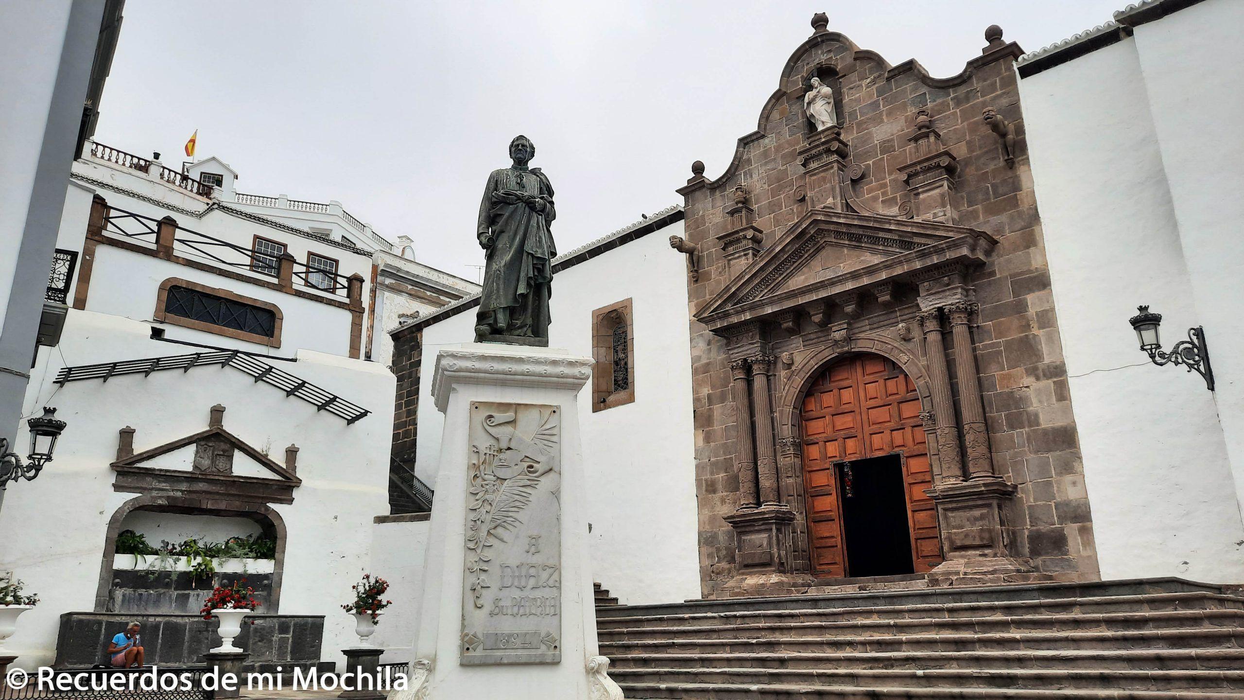 Plaza de España Santa Cruz de La Palma