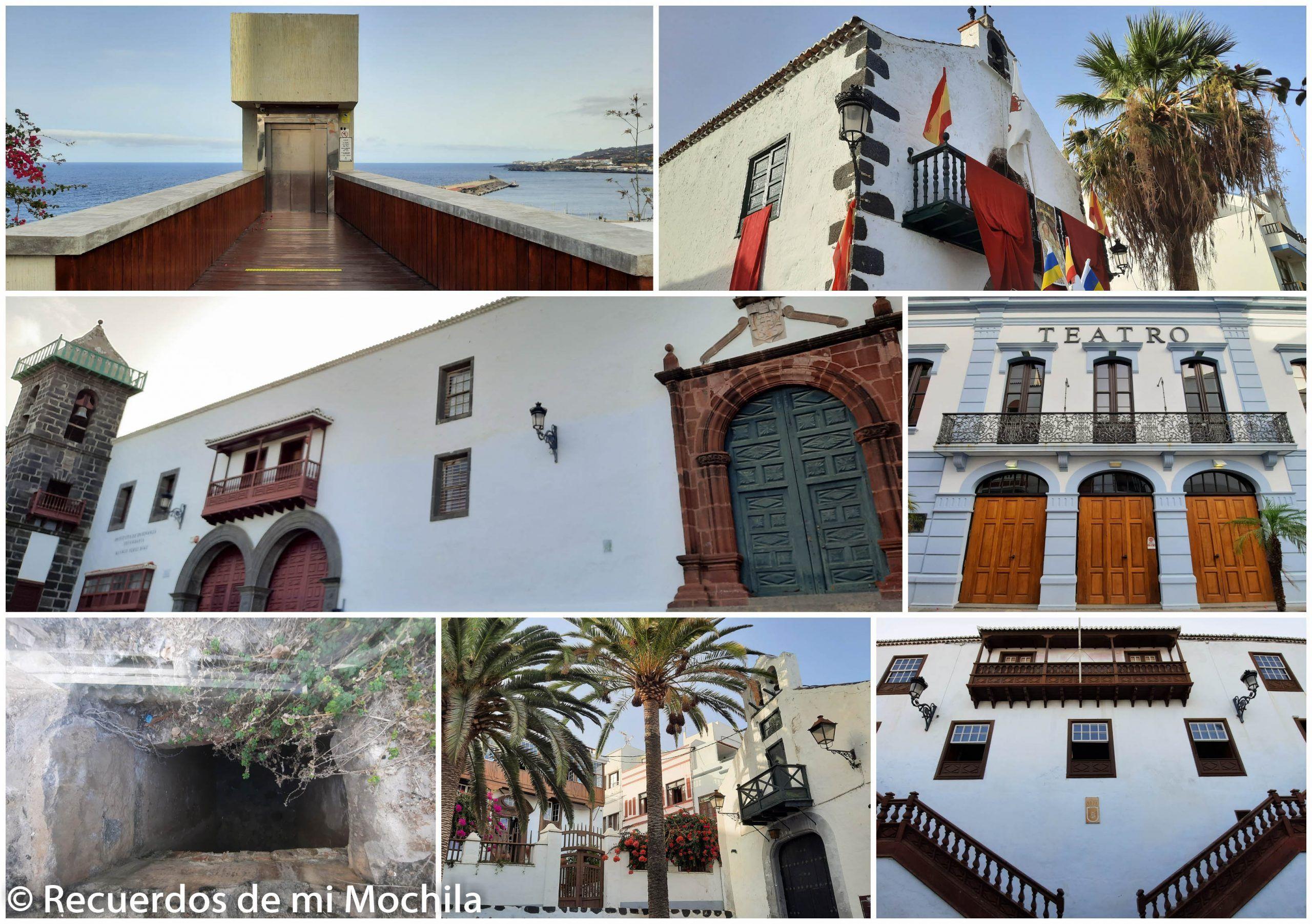 Barrio de San Telmo Santa Cruz de La Palma